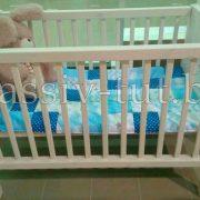 Кровать «Мадейра» Д8142