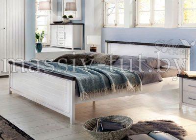 Кровать «Малибу» Д7112-4