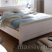 Кровать «Осло» из массива сосны