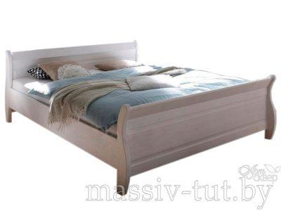 Кровать «Осло» Д7162-6 из массива сосны