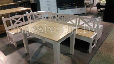 Стол «Мальмо» Д 4199 из массива сосны
