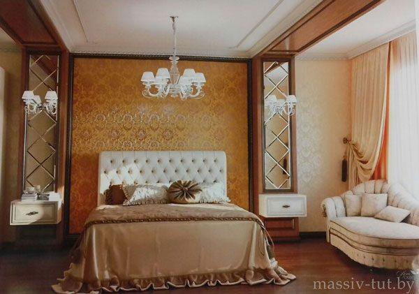 спальня по инд заказу