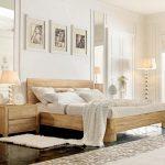 Мебель для спальни из массива дуба по коллекциям