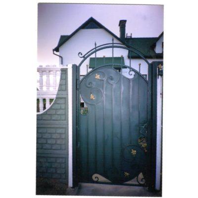 Ворота кованые К3
