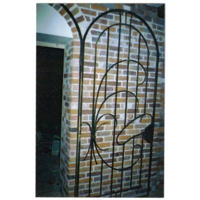 Ворота кованые К2