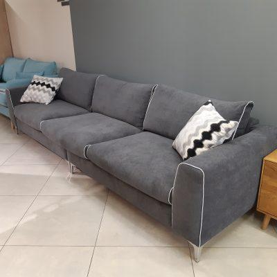 """Прямой диван """"Kiruna"""" шириной 320 см- распродажа"""