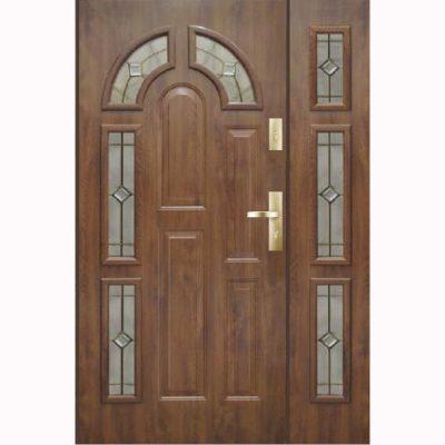 Дверь KMT Plus 54 и KMT Plus 75 двухстворчатые
