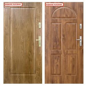 Дверь KMT Plus  75 глухие