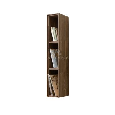 """Шкаф навесной """"Сканди 3.1"""" Дизайн из массива дуба"""