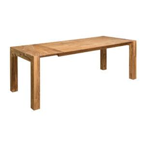 """Стол обеденный раздвижной """"Зарг"""" из массива дуба"""