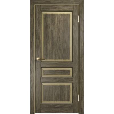History 1 дверь брашированная из массива сосны