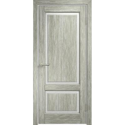полотно брашированное Legend, массив сосны, 70х200, цвет серый, 1 шт.
