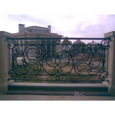 Ворота кованые К1