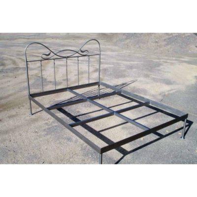 Кровать кованая К01 (1600*2000)