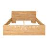 """Кровать """"Alma"""" из массива бука, модель выполнена по спец-заказу, размер 180х200 - распродажа"""