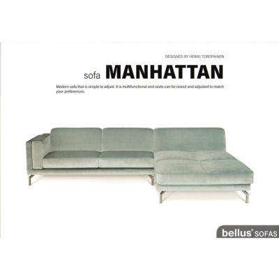 """Угловой диван """"Manhattan"""""""