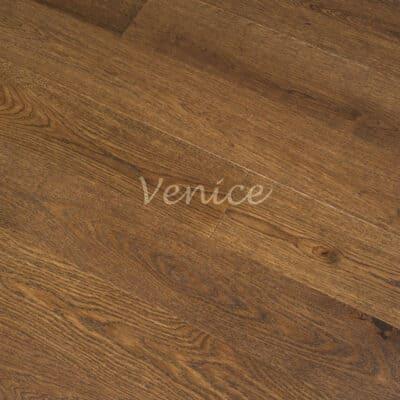 Паркет однополосный 3-х слойный дуб Venice