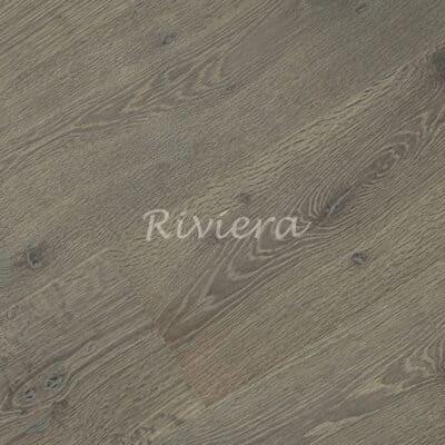 Паркет однополосный 3-х слойный дуб Riviera