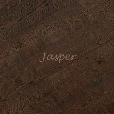 Паркет однополосный 3-х слойный дуб Jasper