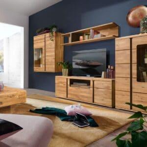 Мебель для гостиной и столовой из дуба «Логан»