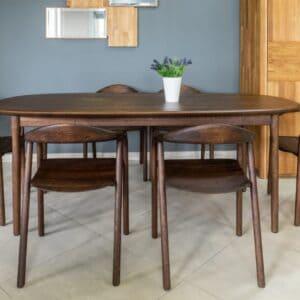 Мебель для гостиной и столовой из дуба «Chamberlain Continental»