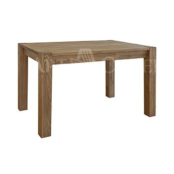 Стол обеденный Прованс 07 из массива дуба 120*80